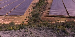 AURORA ENERGIA Fazenda Fotovoltaica