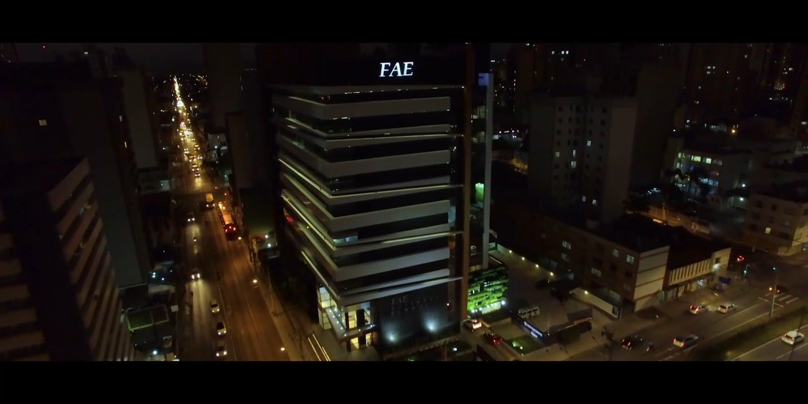 FAE - Vídeo 60 Anos